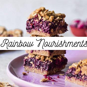 Rainbow Nourishments Recipe Blog