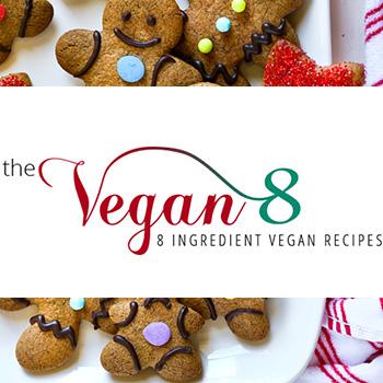 The Vegan 8 Recipe Blog