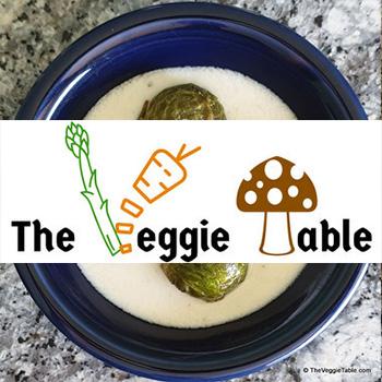 The Veggie Table Recipe Blog
