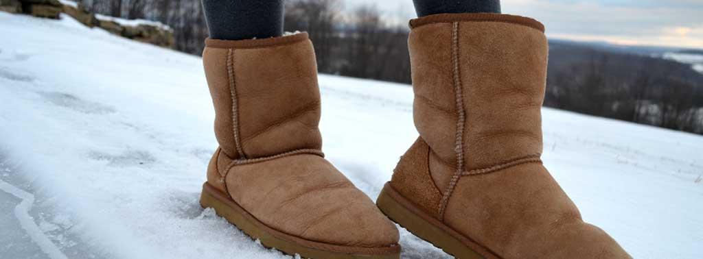 vegan sheepskin boots