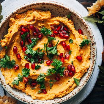Festive Hummus
