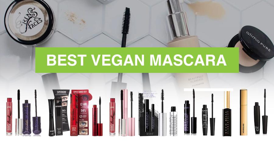 best vegan mascara featured image