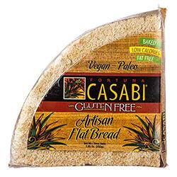 Casabi Casabe Artisan Bread Sidebar
