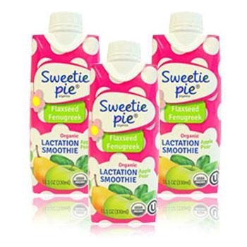 lactation smoothie