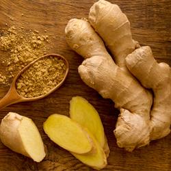 ginger thumb