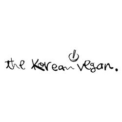 the korean vegan thumb