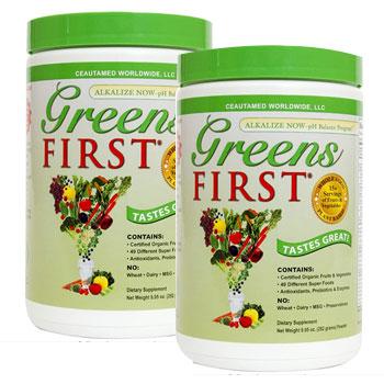 Greens First 350