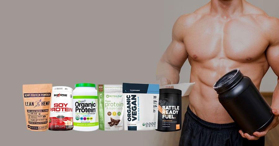 best protein powder banner