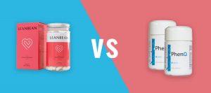 leanbean vs phen q