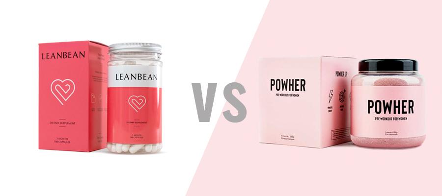 leanbean vs powher