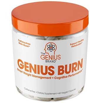 genius burn single product