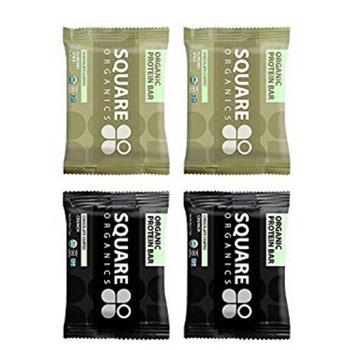 Squarebar Organic Protein Bar