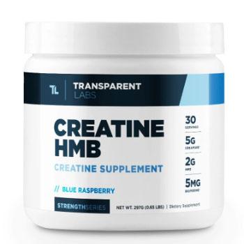 transparent lab creatine HMB