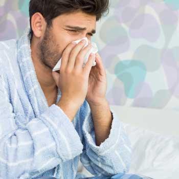 allergy side effect
