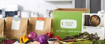 green chef header