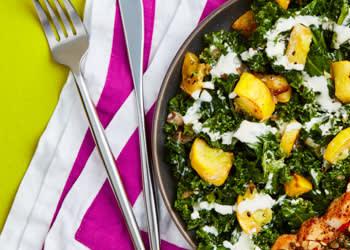 green chef salad