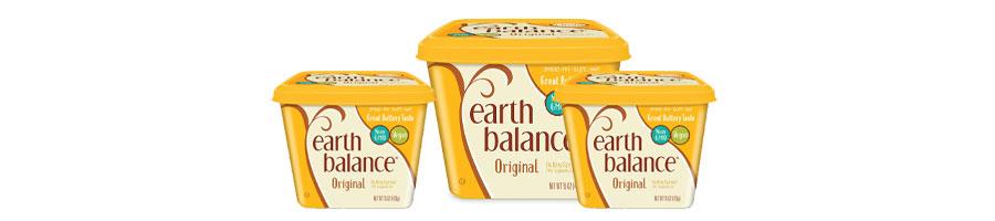 earth balance margarine