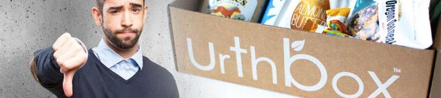 shortfalls of urthbox