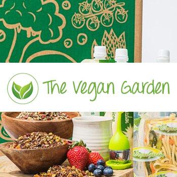 the vegan garden