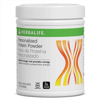 Herbalife Personalized Protein Powder?