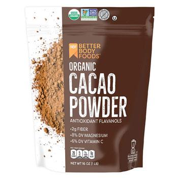 betterbody cacao powder