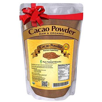 pure natural miracle cacao powder