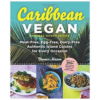 carribean vegan cookbook