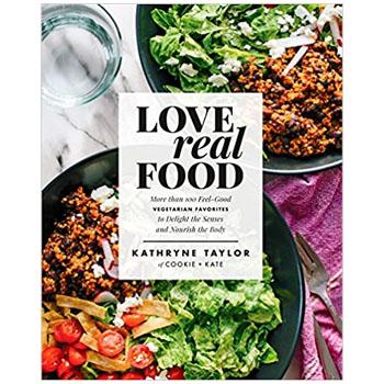 love real food cookbook