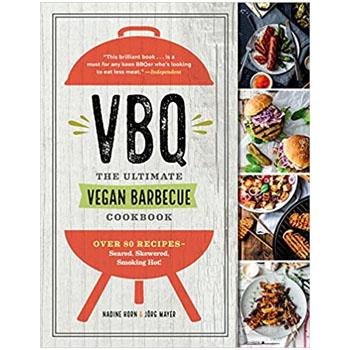the ultimate Vegan bbq cookbook