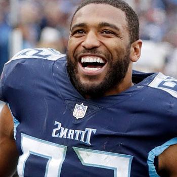 Wesley Woodyard Smiling