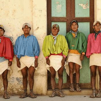 The Tarahumara Tribe Background
